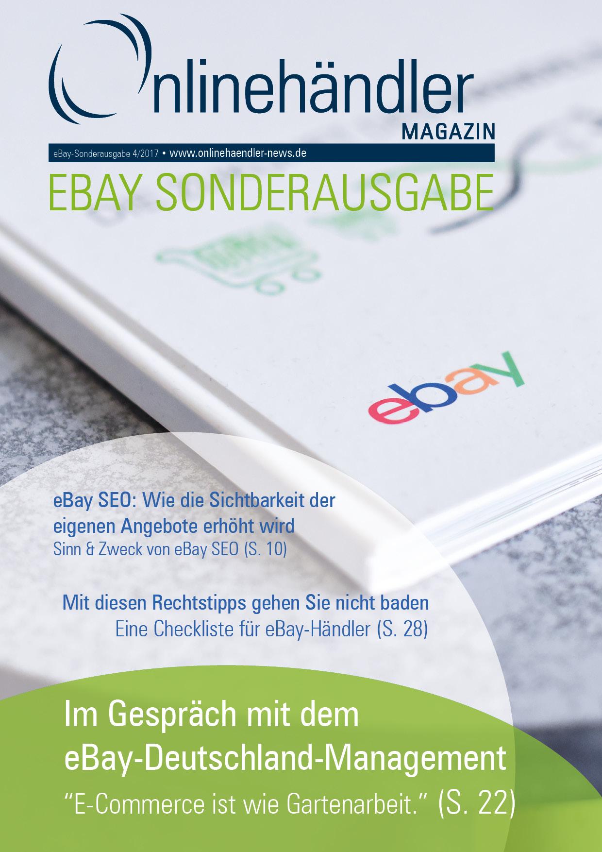 eBay Sonderausgabe