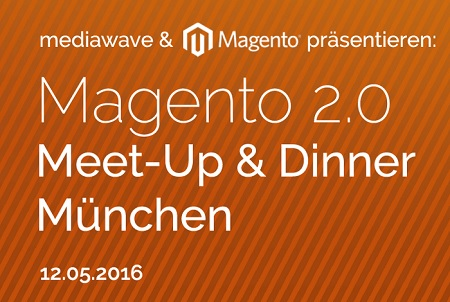 Magento Meet-Up in München.