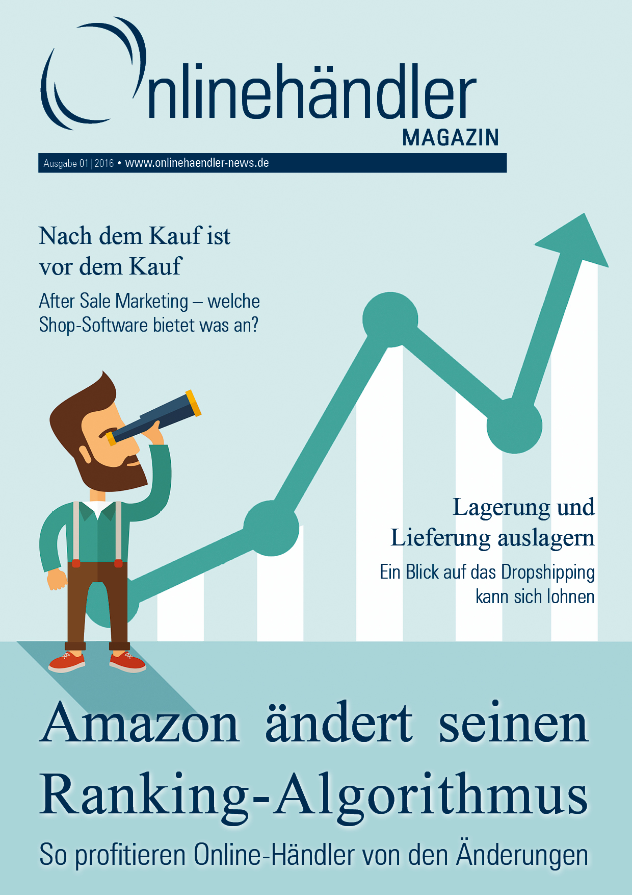 Neuer Amazon Ranking-Algorithmus
